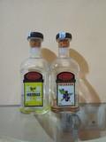 2 Botellas Vacias para decoracion Pachar - foto
