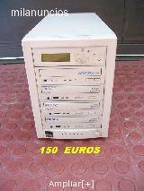 Duplicadora princo 3 cds - foto