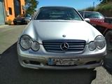 Despiece Mercedes clase c coupe w203 - foto