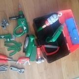 Caja de herramientas con sonido - foto