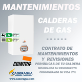 MANTENIMIENTO de caldera de gas conintra - foto