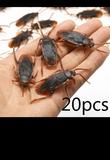 20 piezas cucarachas juegos - foto