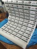 impresión digital vinilo monomerico - foto