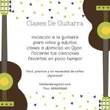 CLASES DE GUITARRA - foto