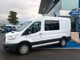 FORD - TRANSIT 350 96KW L3 AMBIENTE PROPULSION TRASERA - foto