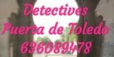 Detectives Puerta de Toledo - foto
