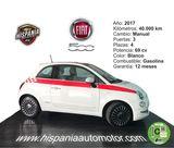 FIAT - 500 1. 2 8V 51KW 69CV LOUNGE - foto