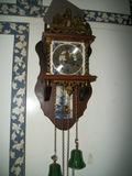 Reloj de pared de cuerda  holandes - foto