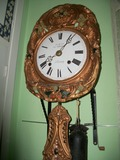 Reloj mored pendulo Real, 1880 - foto