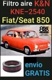 @ K&n seat /fiat 850 filtro aire - foto