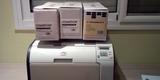 impresora HP LaserJet - foto