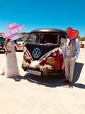 Celebra tu boda en una furgo Vw kombi T1 - foto