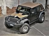 Jeep wrangler jk techo lona marron - foto