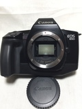 Canon EOS 650 analógica - foto