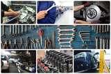 trabajos de mecánica - foto