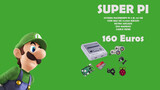 consola superpi con mas de 10000 juegos - foto