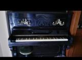 Piano siglo XIX - foto