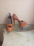 Zapatos Tacon 12 cm Talla Numero 35 Muje - foto