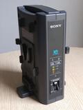 Cargador baterias V-lock y 2 baterias - foto