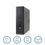 HP 800 G1 SFF I5 4ª GEN - foto
