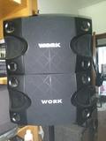 WORK CLUB 8 - 2 x 150 Watts RMS / 8 Om - foto