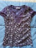 Camiseta Zara - foto
