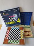 Original ajedrez para 4 /  como nuevo - foto