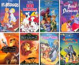 Películas VHS a 2 , 1  y 25 cts. - foto