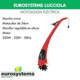 MOTOAZADA ELECTRICA EUROSYSTEMS LUCIOLA - foto