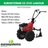 MOTOAZADA EUROSYSTEMS E5 EVO LABOUR - foto