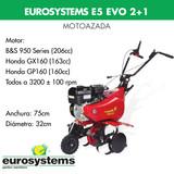 MOTOAZADA EUROSYSTEMS E5 EVO 2+1 MOTOBIN - foto