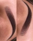 depilación con hilo/Micropigmentación - foto