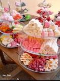 Bufetes dulces y animaciones de fiestas - foto