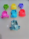 Lote vehículos zomlings serie 4 - foto