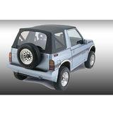 Suzuki vitara techo lona impermeable - foto
