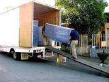 Alquiler furgonetas y chofer - foto