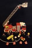 Playmobil Ref:4820 camion de bomberos - foto