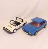Playmobil, coches del año 86 y 76. - foto