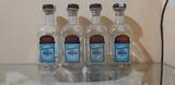 4 Botellas Vacias decoracion Panizo - foto