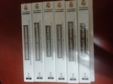 6 PELIS VHS REAL MADRID
