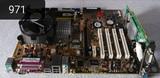 Motherboard ASUS P5VD2-X LGA775 DDR2 + C - foto