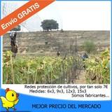 Redes pantalla, protecciÓn de cultivos - foto