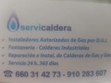 Instalador autorizado de gas madrid 24 h - foto