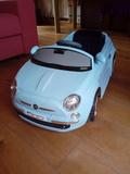 Coche eléctrico FIAT 500  para niños - foto