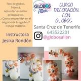 Curso Decoración con globos - foto