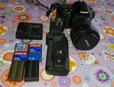 Equipo Canon EOS 30D en perfecto estado - foto