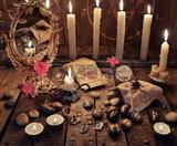 brujería y amarres. magia marroquí - foto