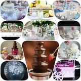 Mesas dulces y decoraciÓn, eventos - foto
