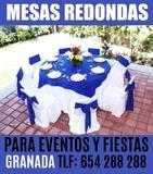 MILANUNCIOS | Servicios alquiler sillas en Granada