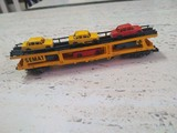 vendo locomotoras y vagones escala n - foto